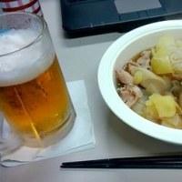 現場で作る男の料理シリーズ♪(なべ)