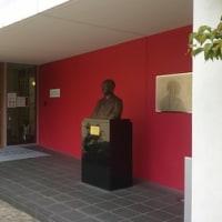 韮崎大村美術館へ来訪