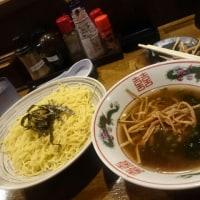 つけ麺&メンマ