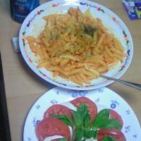昼食はイタリアン