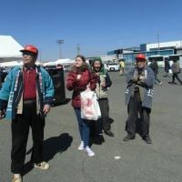 豪華客船飛鳥Ⅱ入港記念式典(1)