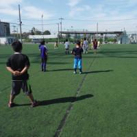秋季サッカー大会 2016、10、16