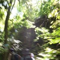 仏経山の宮隠し岩と女男岩は別世界でした