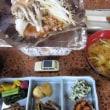 妻籠宿の昼食