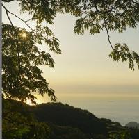 黎明の立山連峰Ⅱ