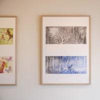 森野美紗子さんの展覧会「春のかけら」、終了しました。