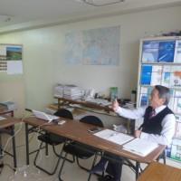 OJT生の受け入れ/鹿児島での活動