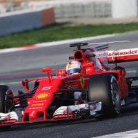 【タイム結果】2017第1回F1バルセロナ合同テスト1日目午前