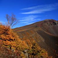 富士山 宝永火口の落葉松黄葉追い... 前回のリベンジ パート1