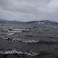 屈斜路湖はいま… Lake Kussharo