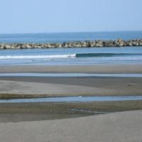 昨日の続き、海です