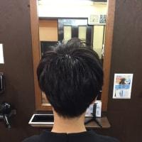 川越美容室kitaroレディースショート