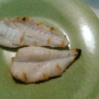【食】サバフグの塩焼き