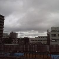 2017/6/26(月) 午前7時半過ぎ札幌の空模様