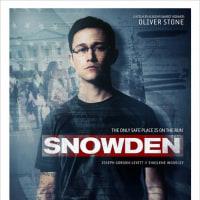 映画「スノーデン」を観ました。隠しているつもりでも調べる連中にはアナタのことは丸わかり。気が付かずにそういう時代に生きている私たち。
