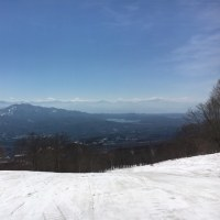 妙高山〜Mt.Myoko today