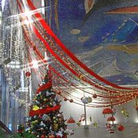 街中がクリスマス P1