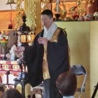 お寺でお坊さんの落語と津軽三味線を聞こう!開催