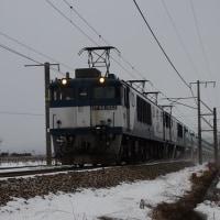 1月14日撮影 その3 西線貨物3088レと3084レ