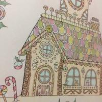 ジョハンナさんのお菓子の家