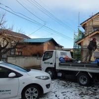 高崎市のレンガ工事完了