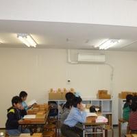 土曜日後半の初級クラス教室