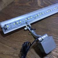 中古 テトラ LEDフラットライト30cm〜45cm用