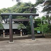 氷川神社と護国神社に行って来た