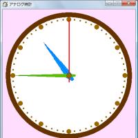 [HSP]アナログ時計のソース(2)