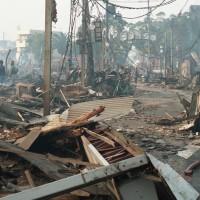 阪神・淡路大震災から22年・・・実際に被災地を歩いた記憶が忘れられません。