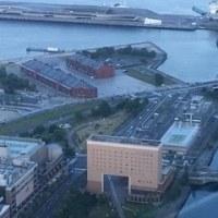 横浜ランドマークタワー スカイガーデンに昇ろう! その後