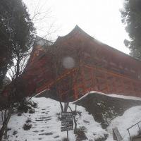 雪の比叡山から、ますたにラーメン、詩仙堂、ロームシアタースタバ