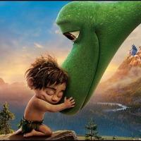 「アーロと少年」、恐竜アーロと少年スポットの冒険を描いたピクサー・アニメーション。
