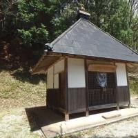 仏隆寺の桜。