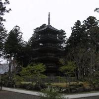 GWの佐渡を楽しむ 五重塔のある妙宣寺