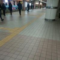 奈津子と行く、湘南台駅からレッスンスタジオ