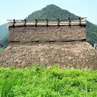 日本茅葺紀行 NO,368 兵庫県篠山市北部の民家