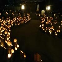 安曇野の穂高神社にて