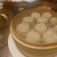 みんなで中国料理の「シンフー」で食事