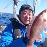 2/28酒田沖アカムツジギング
