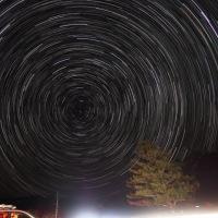 17/05/20 「梅雨入り前 戦場ヶ原の合戦はまさに戦場とかす…。(涙)」 part4 「星だらけのぐるぐる写真に流星!?」