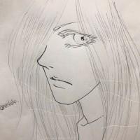 【ユーリ!!!】アナログ画〜ユリオ #yurionice #落書き