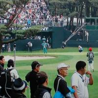 日本のゴルフの沈滞にはTV放送に問題がある。 アナウンサーの勉強不足と無知の限界