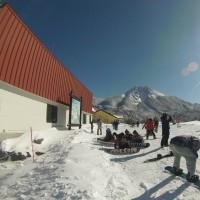 今シーズン2度目のスキーに行きました。