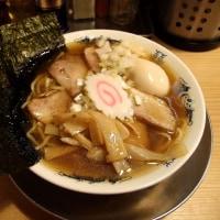 煮干そば 流。(東京都北区上十条)