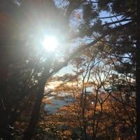 大山登山 2016/12/2