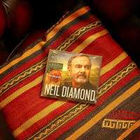 久しぶりにニール・ダイアモンドのアルバムを購入 / MELODY ROAD @鎌倉七里ガ浜
