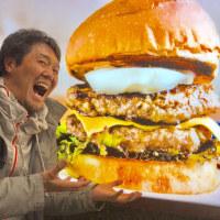 【大阪●堺筋本町】「NICK STOCK 本町通店」のダブルNICKチーズバーガー