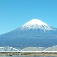 絵に描いたような? 富士山!