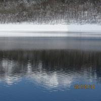 玉原湖散策